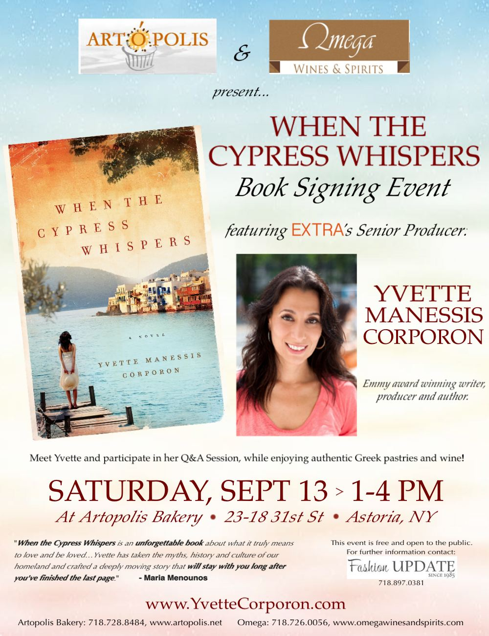 Daniella Blechner- Latest News and Events